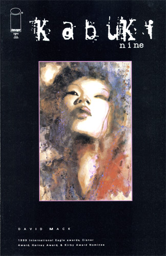 David Mack Guide Com Portfolio Gt Kabuki Vol 5